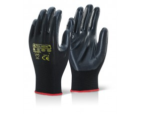 Nitrile Palm Coated Glove