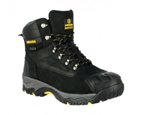Safety Waterproof Metartarsal Boot with Midsole