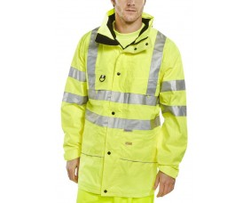 CARNOUSTIE W/P BREATHABLE JACKET
