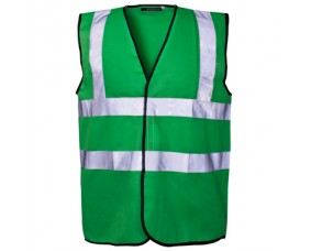 Corporate Coloured Hi Vis Vest