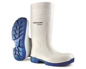 Dunlop Safety Purofort Multigrip Wellington (White)