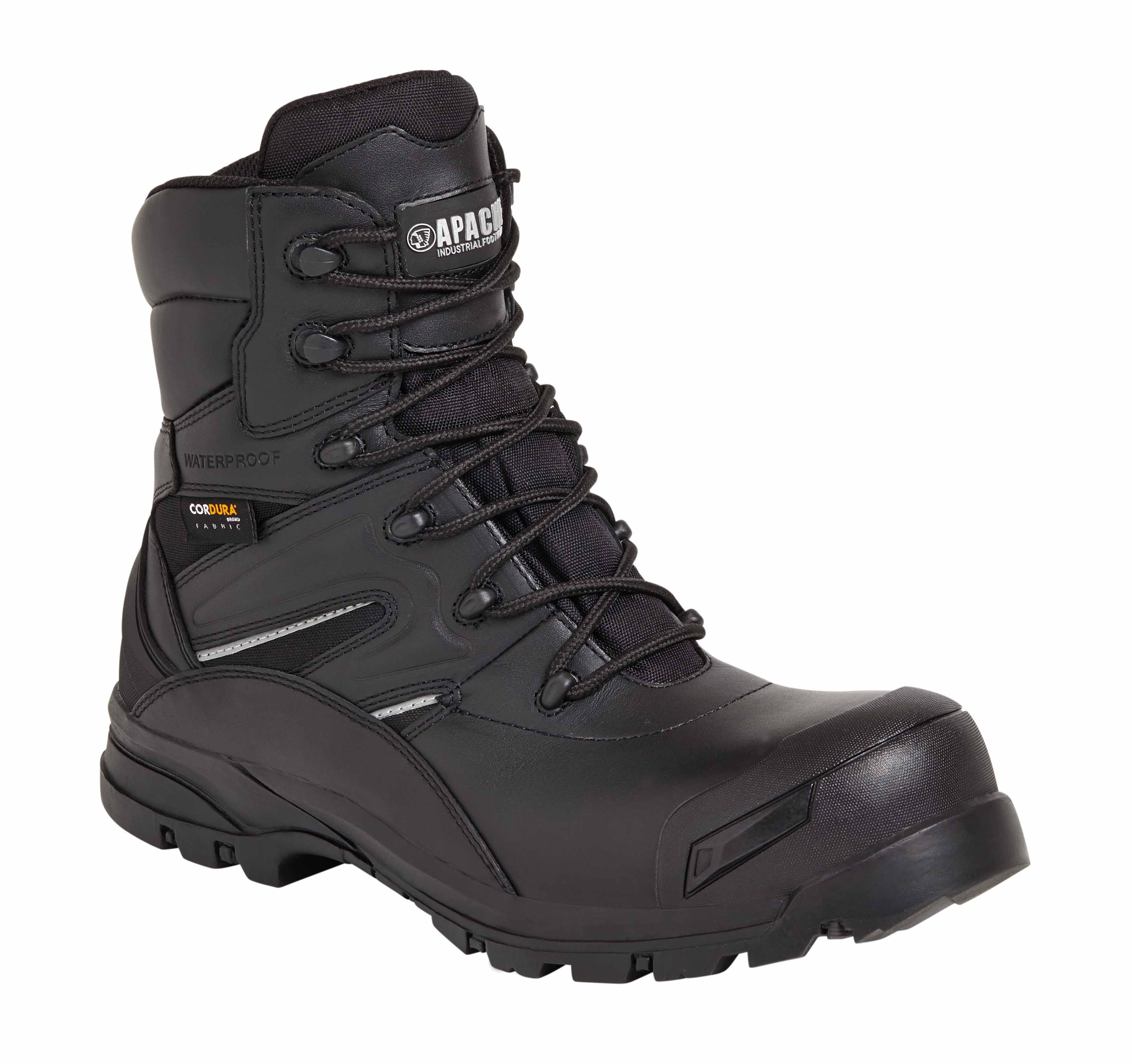 Apache Combat Safety Boot - Mr Overalls LTD